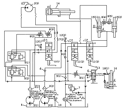 Схема УРБ 2а2