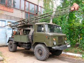 Буровая установка УГБ-50м