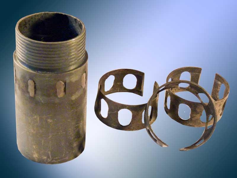 Кернорватель и 3 кольца